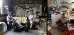 Greek women and men talking PHOTO: StephBolt