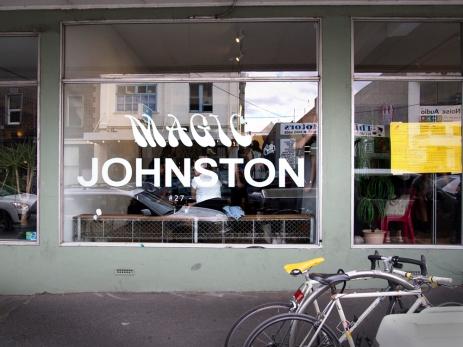 Magic Johnstone the venue