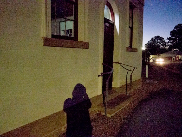 Cooper+Spowart – on the nocturne street, Chewton