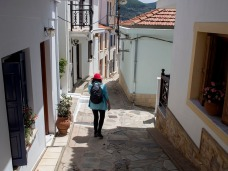 Walking in Skopelos
