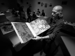 Photo: Doug Spowart from ABBE Artists Book Conference2017
