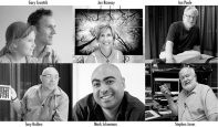 Participants in the video by Doug Spowart – Photography, 5 years from now