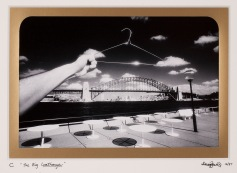'The BIG Coathanger' From the ICONS series