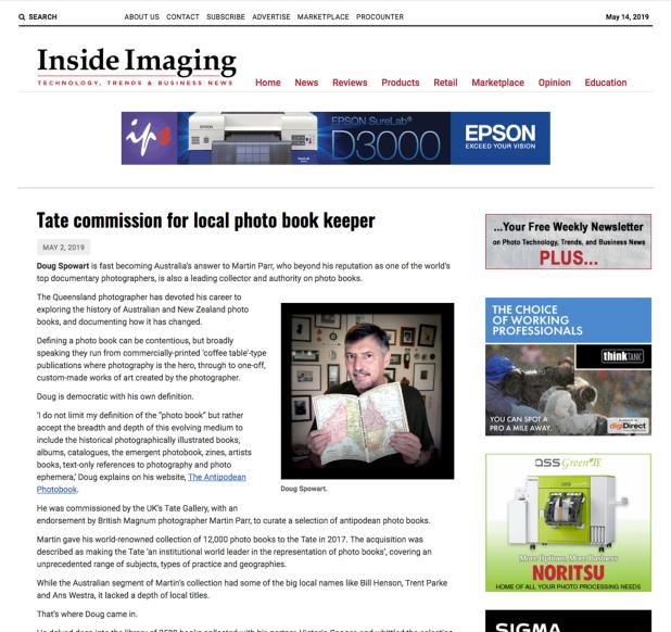 Inside Imaging story