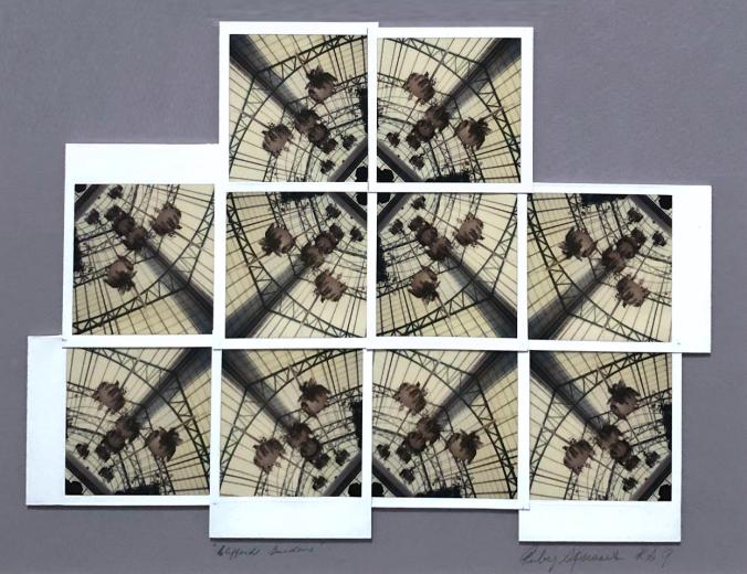 Ruby Spowart Clifford Gardens 1986 photograph Polaroid SX-70