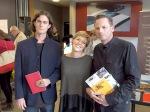 Solomon Mortimer, Libby Jeffery & MarkPurdom