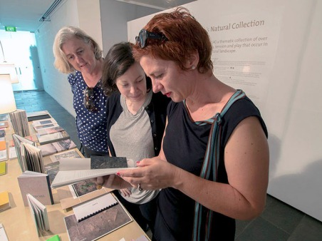 Vicky, Stephanie Richter & Heidi Romano