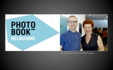 Photobook Melbourne - Daniel Boekter-Smith & Heidi Romano