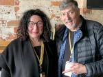 With BIFB Creative Director FionaSweet