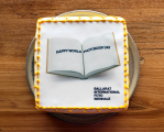 The BIFB World Photobook Day BirthdayCake