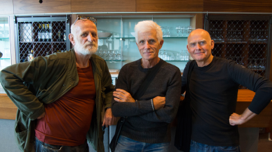 Luit Bieringa, Bruce Foster & Bruce Connew