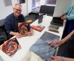 Brad Freeman @ ABBE Artists Book Conference July 16, 17 & 18 2015 at the Queensland College of Art