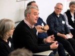 Robert Heather at ABBE Artists Book Conference Forum July 6-9 2017 at the Queensland College ofArt