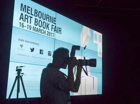 2017 NGV Melbourne Art Book Fair
