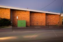 Bank building Dalby