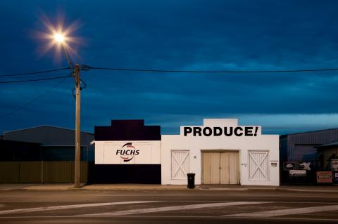 Farm produce store: Nocturne Miles