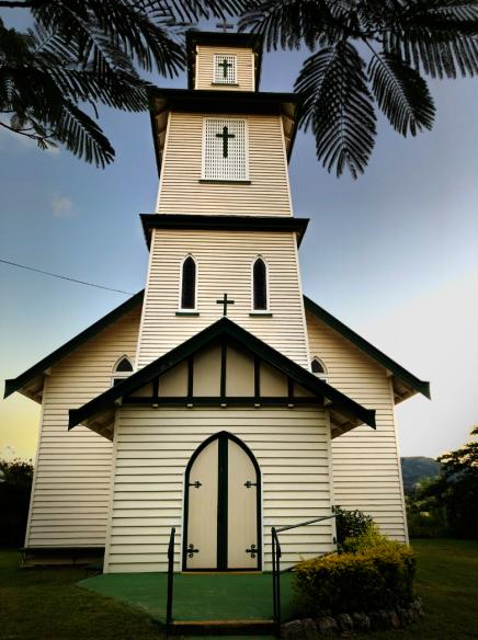 Lutheran Church Kalbar