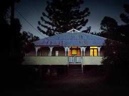 Queenslander house Kalbar