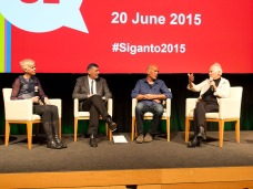 Siganto Seminar and Artists' Book Fair - June 20+21, 2015