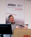 Dr Tim Mosely at the ABBE Artists Book Conference July 6-9 2017 at the Queensland College of Art