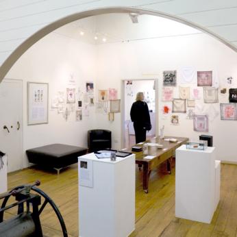 In Barratt Gallery, Alstonville