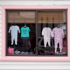 Queenstown shop window