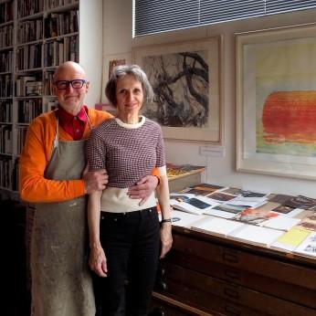 Photo of Raymond Arnold and Helena Demczuk