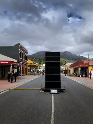 Orr Street TECTONICA's Speaker Box
