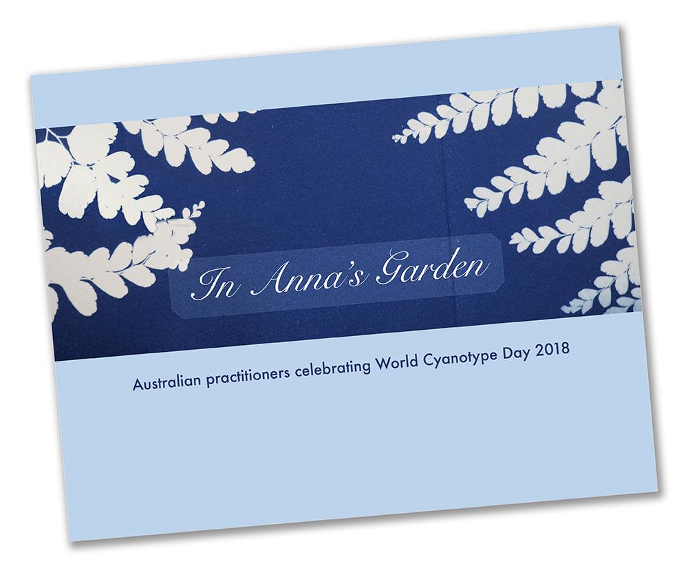 Cover - In Anna's Garden Catalogue